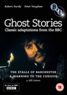 Ghost Stories: Volume 2, DVD