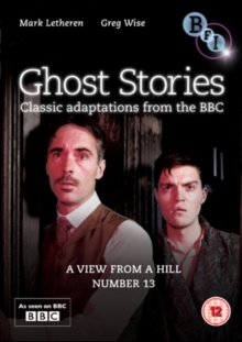 Ghost Stories: Volume 5, DVD
