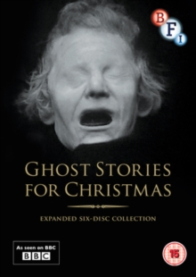 Ghost Stories for Christmas, DVD  DVD