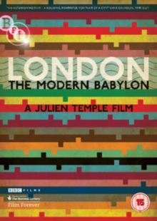 London: The Modern Babylon, DVD