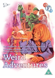 CFF Collection: Volume 3 - Weird Adventures, DVD