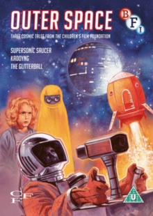CFF Collection: Volume 6 - Outer Space, DVD  DVD