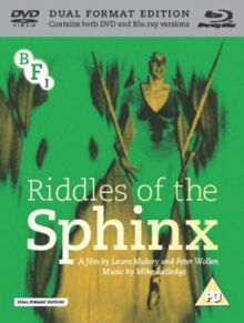Riddles of the Sphinx, DVD