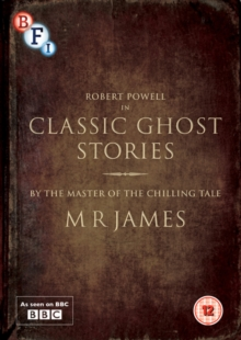 Classic Ghost Stories By M.R. James, DVD