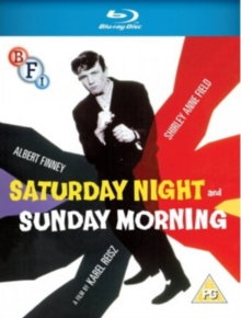 Saturday Night and Sunday Morning, Blu-ray