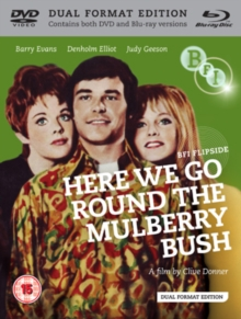 Here We Go Round the Mulberry Bush, Blu-ray
