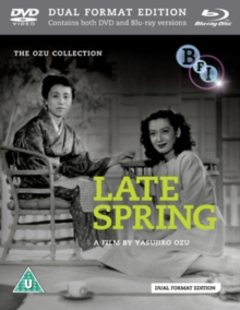 Late Spring, Blu-ray  BluRay