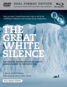 The Great White Silence, Blu-ray