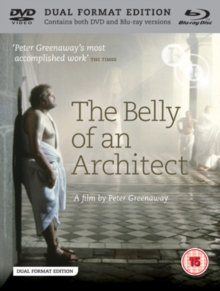 The Belly of an Architect, DVD