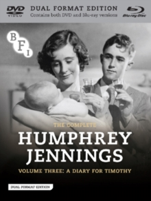 The Complete Humphrey Jennings: Volume 3 - A Diary for Timothy, Blu-ray BluRay