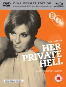Her Private Hell, DVD