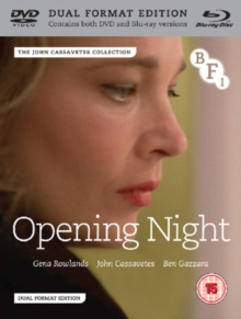 Opening Night, DVD