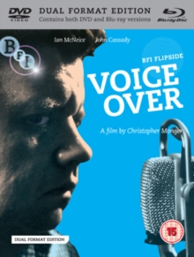Voice Over, DVD