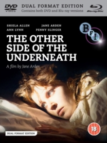 The Other Side of Underneath, DVD