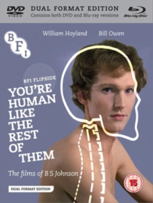 You're Human Like the Rest of Them, Blu-ray