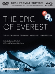 The Epic of Everest, DVD DVD