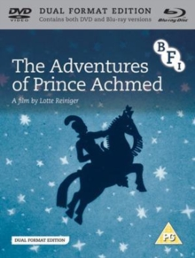 The Adventures of Prince Achmed, Blu-ray