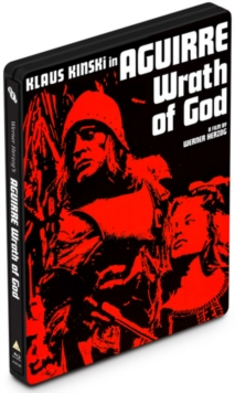 Aguirre, Wrath of God, Blu-ray