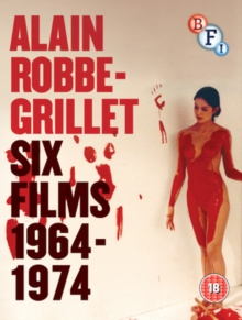 Alain Robbe-Grillet: Six Films 1964-1974, Blu-ray