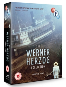 Werner Herzog Collection, Blu-ray