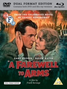 A   Farewell to Arms, Blu-ray