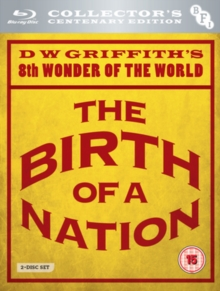 The Birth of a Nation, Blu-ray