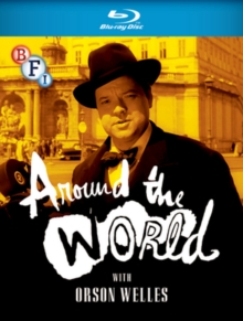 Around the World With Orson Welles, Blu-ray