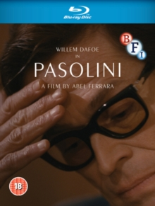 Pasolini, Blu-ray