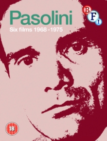 The Pasolini Collection, Blu-ray