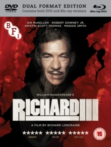 Richard III, Blu-ray