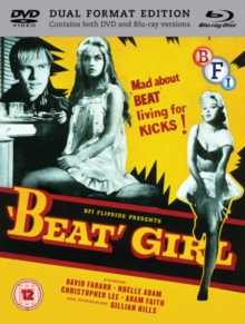 Beat Girl, Blu-ray