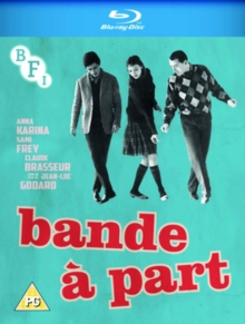 Bande À Part, Blu-ray