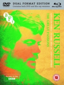 Ken Russell: The Great Passions, Blu-ray