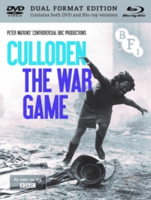 Culloden/The War Game, Blu-ray
