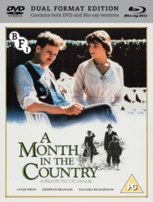 Month in the Country, Blu-ray