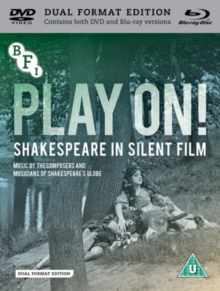 Play On! Shakespeare in Silent Film, Blu-ray