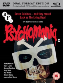 Psychomania, Blu-ray BluRay