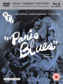 Paris Blues, Blu-ray
