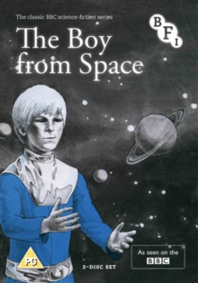 The Boy from Space, DVD