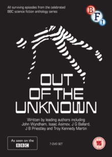 Out of the Unknown, DVD