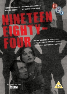 Nineteen Eighty-four, DVD