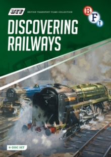 British Transport Films Collection: Discovering Railways, DVD