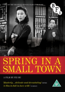 Spring in a Small Town, DVD