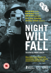 Night Will Fall, DVD