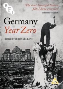 Germany, Year Zero, DVD