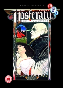Nosferatu the Vampyre, DVD