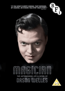 Magician - The Astonishing Life and Work of Orson Welles, DVD