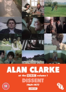 Alan Clarke at the BBC: Volume 1 - Dissent 1969-1977, DVD