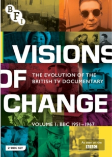 Visions of Change: Volume 1 - The BBC, DVD