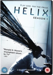 Helix: Season One, DVD